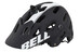 Bell Super 2 Helm matte black/white viper